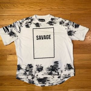 Other - Savage shirt by Five by Five